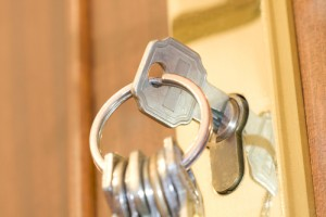 Sleutel-in-slot