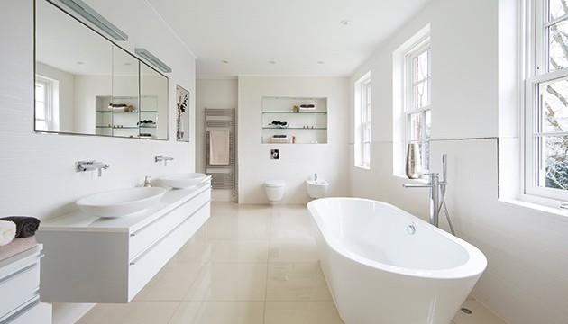 Mijn badkamer plafond is eindelijk aangepakt - Wonen informatie site