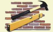 hamer-muur-waterpas